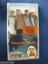 NEW Dancer, Texas (VHS, 1998, Closed Captioned) 043396024588