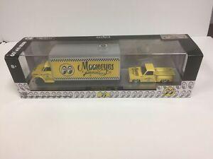 M2 Machines Auto Hauler 38 68 Chevrolet C60 Truck 76 Chevy Silverado PLEASE READ