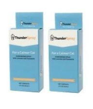 ThunderSpray - SET OF (2) 1 oz Calming CAT Pheromone Sprays