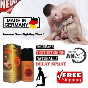 SUPER VIGA 400000 Delay Spray Men Last Longer MAX Premature Ejaculation Herbal