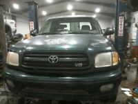 Passenger Corner/Park Light Park Lamp-turn Signal Fits 00-04 TUNDRA 95439