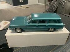 1962 Buick Special Station Wagon light blue promo (friction)