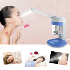 Ozono Vaporizador Facial Rociador Iones Vapor Limpieza Profunda De Poros 220V