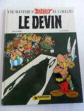 1x Comic - Asterix - Le Devin (Latein)