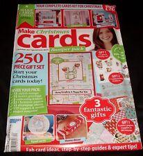 Make Christmas Cards Bumper Pack 250 Piece Gift Set Christmas 2017 UK