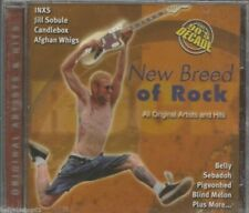 New Breed of Rock-The 90's Decade (US) Blind Melon, INXS, Jill Sobule, Al.. [CD]