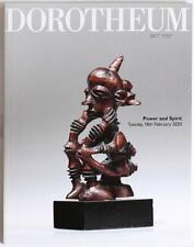 DOROTHEUM February 2020, Tribal Art auction catalogue