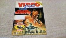 VIDEO FOR YOU 1989 STALLONE RAMBO 3 EMPIRE OF THE SUN CHUCK NORRIS MICKEY ROURKE