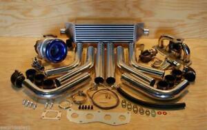FOR Scion xD xB tc 2azfe xA JDM Camry Corolla Rav4 Vibe SS Turbo Charger Kit