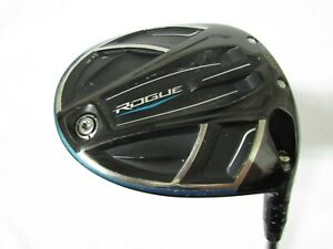 Used RH Callaway Rogue 10.5° Driver Aldila Qauranta 40 Graphite Senior A Flex