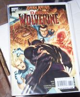 WOLVERINE #76 marvel 2014   dark reign+ dark wolverine daken fantastic four
