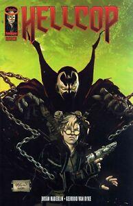 Hellcop #1 Image Comics Cover E Haberlin & Van Dyke 1:10 Variant