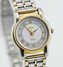 D588 Vintage Ladies Seiko Lucent Quartz Watch 1F21-0J80 Authentic JDM 89.2
