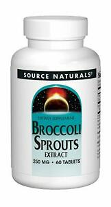 Broccoli Seed Sprout Extract 60 Tablets | 2000mcg Sulphoraphane per serving