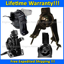 K0049 Engine&Trans Mount for AUTO 4PC For 03-08 Toyota Matrix Base/XR 1.8L 2WD