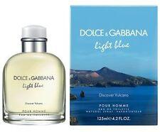 Treehouse: Dolce & Gabbana Light Blue Discover Vulcano EDT Perfume Men 125ml