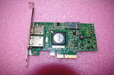 Lot of 5 Dell F169G Broadcom 5709 1GB PCI-E Dual Port Gigabit NIC BCM95709A0907G