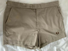 Fred Perry Beige Shorts Size 38