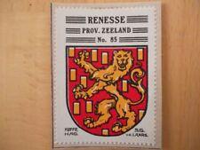 (715) Niederlande - Wappenmarke Renesse