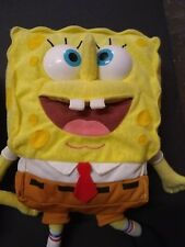 "SpongeBob SquarePants 12"" Plush Electronic Talking Doll Stuffed Toy 2000"