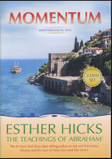 Abraham-Hicks Esther 2 DVD MOMENTUM (Mediterranean 2013 Cruise) - NEW