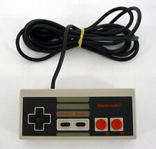 NINTENDO NES CONTROLLER NES-004 Video Game Console Accessory TESTED & WORKS 1985