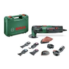 Bosch Utensile Multifunzione Pmf 250 Ces Set Incl. Accessori