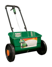 Scotts  Turf Builder  Push  Spreader  For Fertilizer