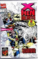 X-MEN UNLIMITED ISSUE 1 NM/Unread