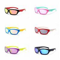 Kids Tinted Sport Polarized Sunglasses Riding Shades Boys Girl Chidren UV G458