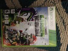 Garden Warfare (Plants vs Zombies) XBOX 360 (XBOX Live Gold Required)