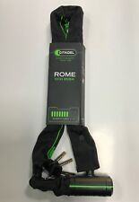 Antifurto ABUS CITADEL ROME Bicicletta moto LEVEL 7 LUCCHETTO CATENA BIKE