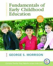 Fundamentals of Early Childhood Education (5th Edition)