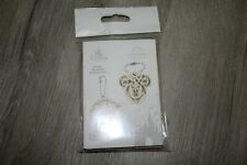 Disney Parks Minnie Mouse UGEARS Wooden Puzzle Key Chain