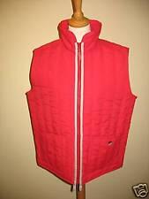 Sobstad Weste Sportswear Sporty  Rot XS