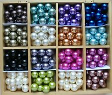 20pcs x 20mm Faux Pearl Beads Large Size In 15 Colours Crafts Jewellery Making