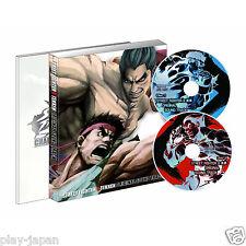 neue playstation 3 ps3 street fighter x tekken collector's paket limited japan