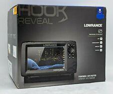 Lowrance Hook Reveal 7X Splitshot Fishfinder/GPS Plotter 000-15514-001 -NR5743