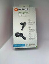 Motorola  Verve Buds 500 True Wireless Bluetooth In-Ear Headphones (black)