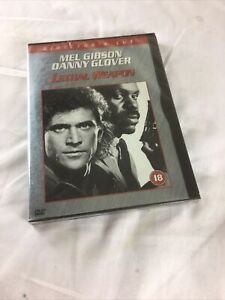 Lethal Weapon DVD (1999) Mel Gibson, Fast & Free Shipping
