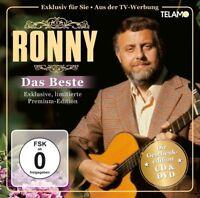 RONNY - DAS BESTE-GESCHENKEDITION   CD+DVD NEU