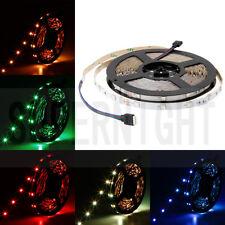 10M 300Leds 5050 SMD RGB DC 24V LED Strip Light 30Leds/m Indoor Non-Waterproof