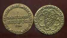 SAINT LOUIS  ecu d'or  1266    COLLECTION BP   ( bis )