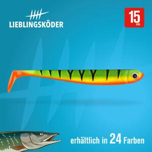 15cm Lieblingsköder - alle Farben - Einzel od OVP - SET  - NEUHEIT 2016