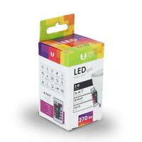 LED RGB Birne GU10 3W Lampe Spot Farbwechsel Glühlampe mit Fernbedienung