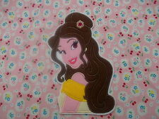 Principessa Belle Applique Design, motivo, Patch, Trasferimento