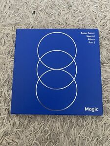 Super Junior Magic Kpop K Pop Album