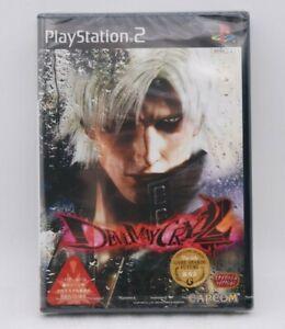 New! PlayStation 2 DEVIL MAY CRY 2 Japan import PS2 CAPCOM factory sealed DMC2
