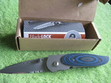 NEW IN BOX CRKT VIELE WASP 8011 FOLDING KNIFE Titanium frames discontinued