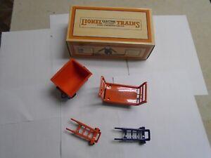 Lionel BLUE AND ORANGE Standard Gauge No. 163 Freight Accessory Set #11-90131